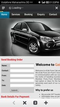 Pune Cab apk screenshot