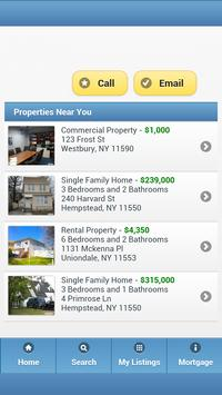 Laurie Nicolich, Realtor poster