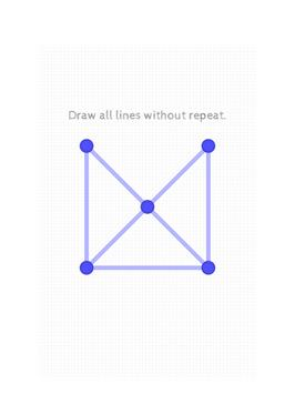 Schermata apk One touch Drawing