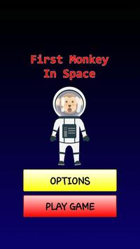 First Monkey In Space poster