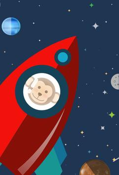 First Monkey In Space apk screenshot