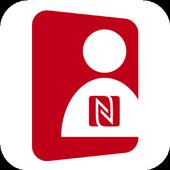 Ecard NFC icon