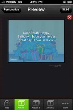 Ecards - Birthday eCards screenshot 5