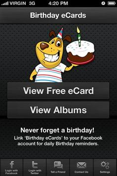 Ecards - Birthday eCards poster