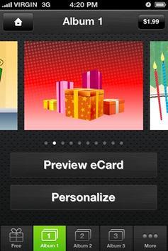 Ecards - Birthday eCards screenshot 2
