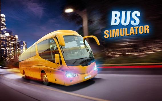 City Coach Bus Simulator 17 - Tourist Euro Trip 3D poster