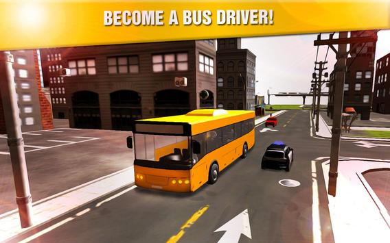 City Coach Bus Simulator 17 - Tourist Euro Trip 3D apk screenshot