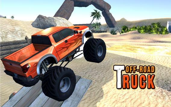 Monster Truck Racer - Quad Stunts Simulator 17 poster