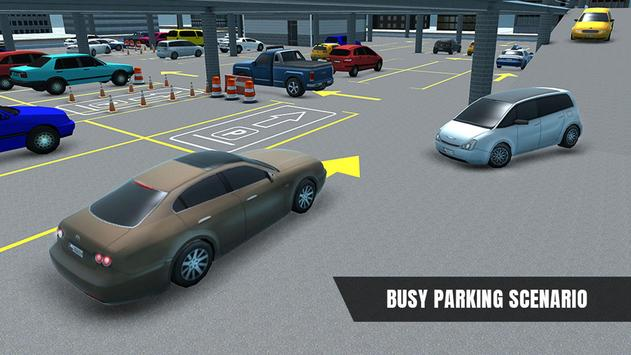 Multi Storey Super Car Parking & Driving Adventure apk screenshot