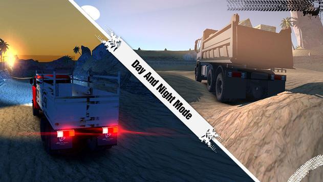 Off Road Cargo Transporter Truck Driver 3D apk screenshot