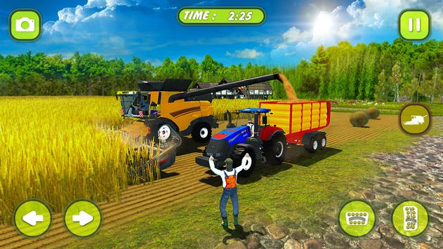 real forage tractor farming simulator 2018 game for. Black Bedroom Furniture Sets. Home Design Ideas