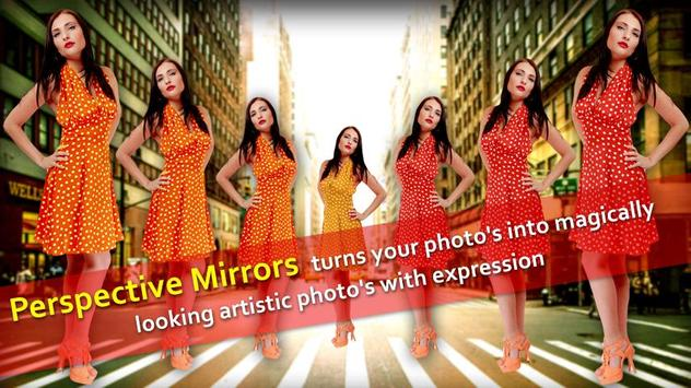 Echo Crazy Magic Mirror Effect poster
