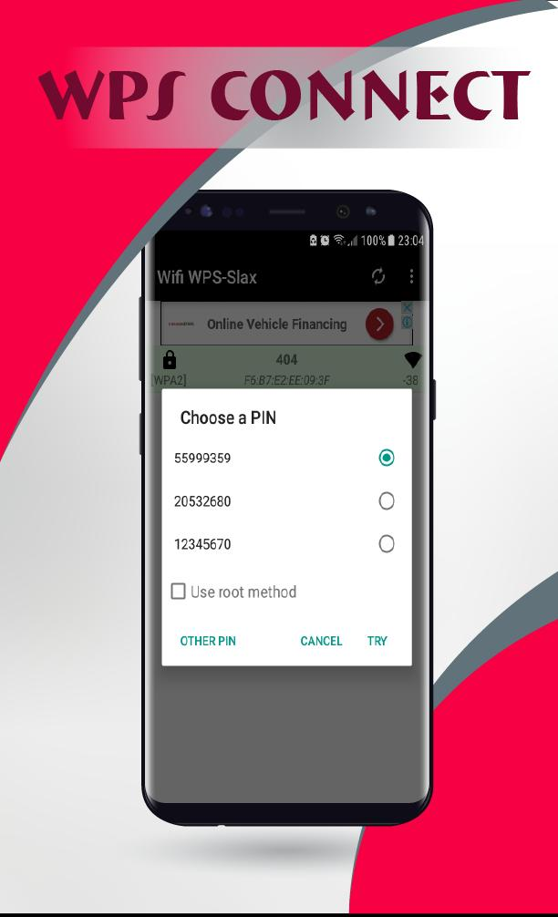 Wifi WPS-Slax for Android - APK Download