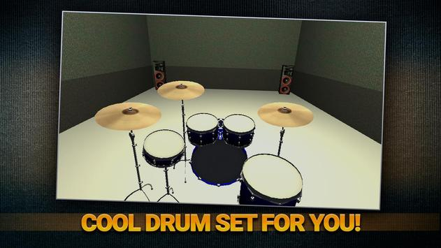 Drum Hits 3D poster