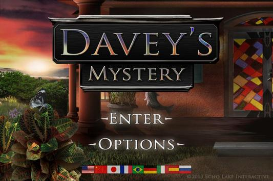 Davey's Mystery apk screenshot
