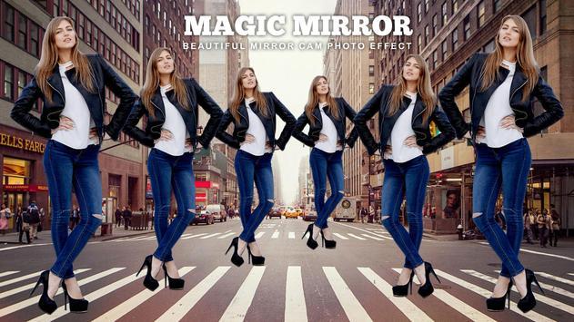 Echo Mirror Reflection Shadow Effect Editor apk screenshot
