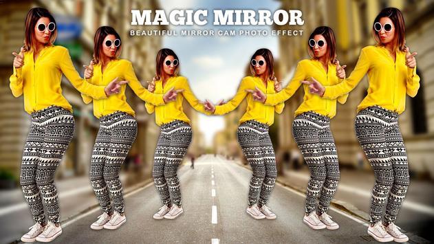 Echo Mirror Reflection Shadow Effect Editor poster