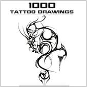 1000 TATTOO DRAWINGS icon