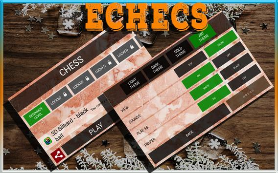 Échecs - Chess Pro / Free screenshot 6