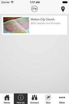 Motion City App apk screenshot