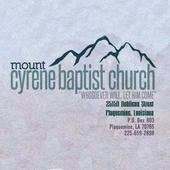 Mt. Cyrene Baptist Church icon