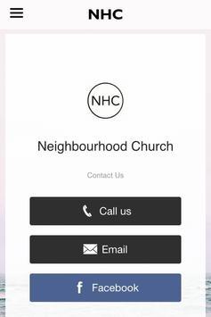 Neighbourhood Church MH apk screenshot
