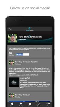 New Thing Online.com apk screenshot
