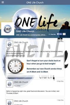 One Life Church AU screenshot 2