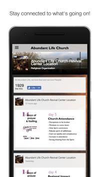 Abundant Life Church GA apk screenshot