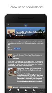 ACF Church apk screenshot