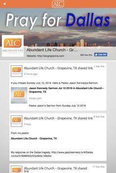 ALC Grapevine screenshot 1