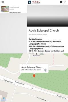 Aquia Church apk screenshot