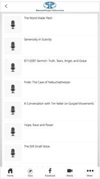 BlessedHope Fellowship apk screenshot