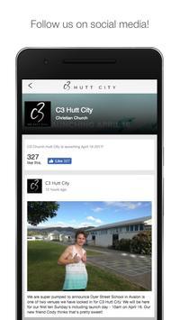 C3 Hutt City screenshot 2
