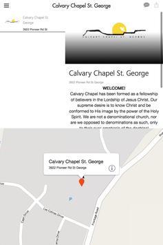 Calvary Chapel St. George apk screenshot