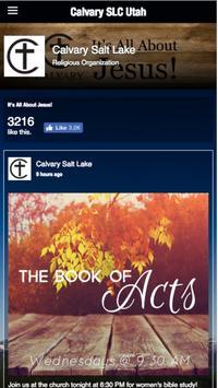 Calvary Chapel Salt Lake - UT apk screenshot