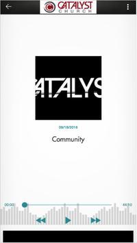 Catalyst Church - Santa Paula poster