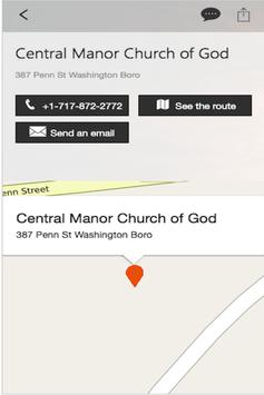 Central Manor Church screenshot 1