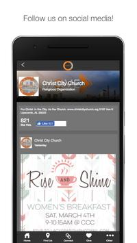 Christ City Church Bham apk screenshot