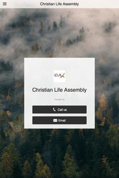 Christian Life - Waunakee screenshot 1