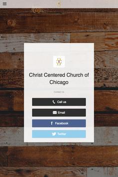 Christ Centered Church Chicago screenshot 1