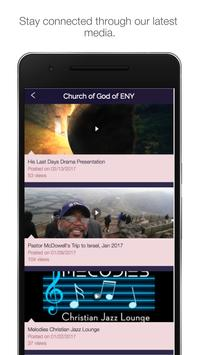 Church of God of East New York apk screenshot