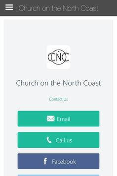 Church on the North Coast poster