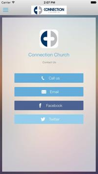 Connection Church poster