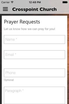 CrossPoint Church Neenah apk screenshot