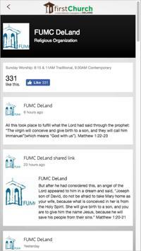 First Church DeLand screenshot 1