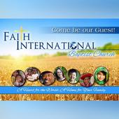 Faith International Baptist FL icon