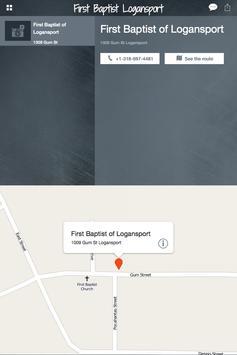 First Baptist Church - LA apk screenshot