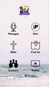 Fellowship Church of Praise poster