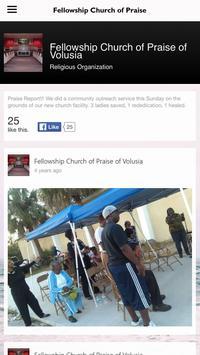 Fellowship Church of Praise screenshot 1